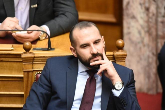 Τζανακόπουλος: Έξοδος από το πρόγραμμα χωρίς προληπτική γραμμή στήριξης