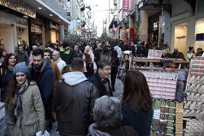 Κλειστά θα παραμείνουν τα καταστήματα στις 1-2 Ιανουαρίου – Τί ώρες είναι ανοικτά σήμερα