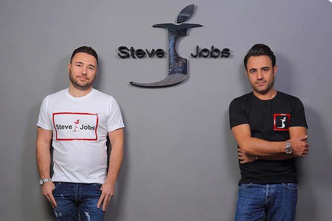 Το ιταλικό brand ρούχων «Steve Jobs» δεν έχει καμία σχέση με τον Steve Jobs