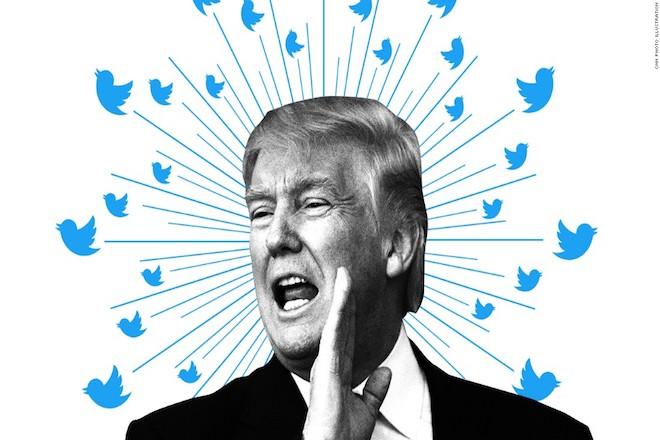 Πώς πέρασε ο Ντόναλντ Τραμπ τη χρονιά του στο Twitter;