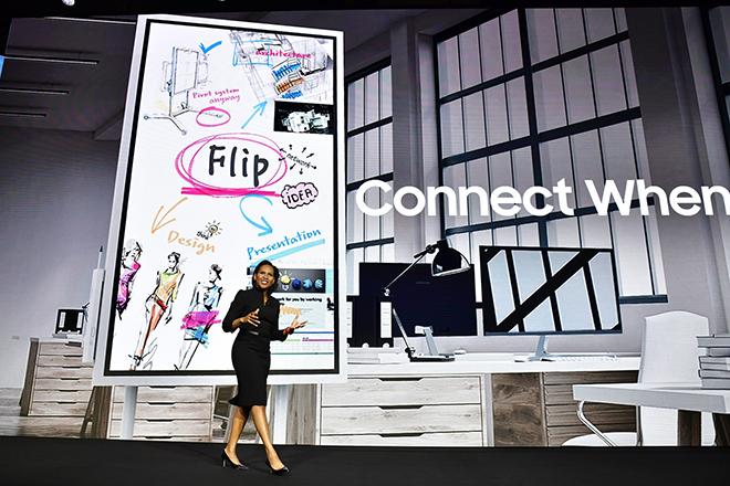 Το όραμα της Samsung για μια καθημερινή εμπειρία Internet of Things