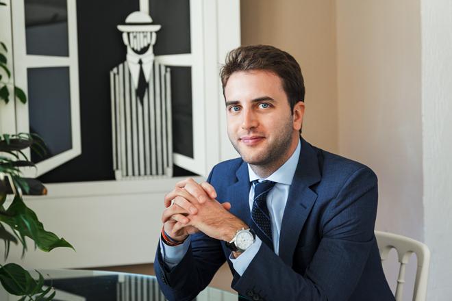 Από το Ευρωκοινοβούλιο, CEO του Ecali club