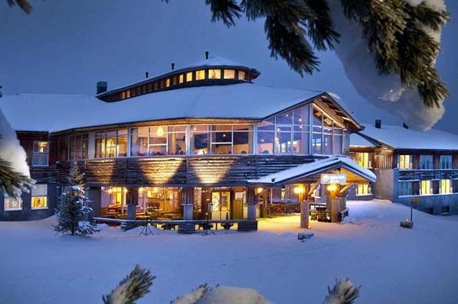 SnowVillage: Ένα ξενοδοχείο φτιαγμένο από πάγο για τους λάτρεις του Game of Thrones