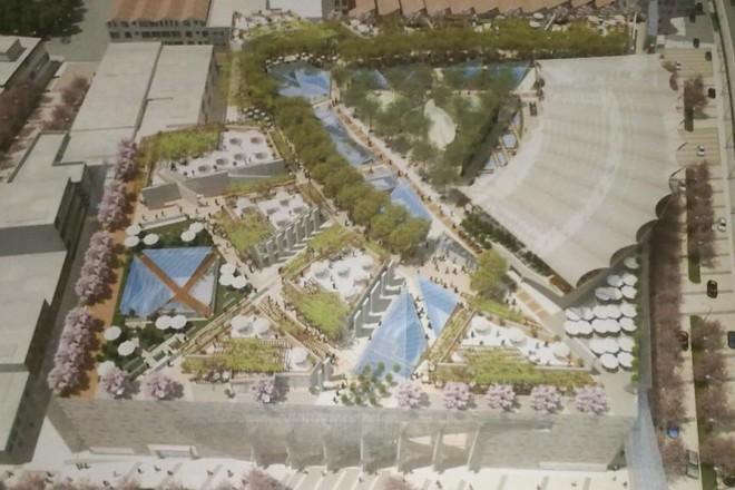 Academy Gardens: Ξεκλειδώνει η επένδυση ύψους 300 εκατ. ευρώ της Blackrock στον Κηφισό
