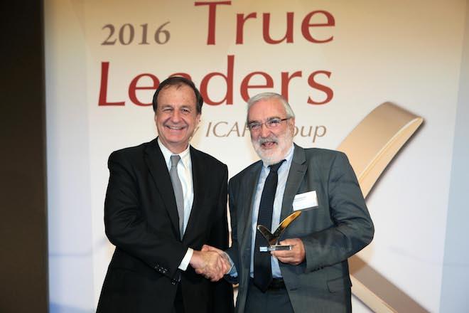Η Allianz Ελλάδος βραβεύεται ως True Leader 2016