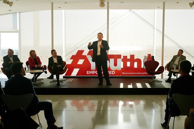 20 Γενικοί Διευθυντές της Coca-Cola ΗBC βοηθούν τους νέους Έλληνες να διεκδικήσουν το μέλλον τους