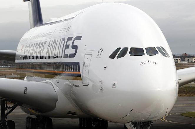 Διακόπτονται προσωρινά πτήσεις στο δίκτυο διεθνών προορισμών της Singapore Airlines