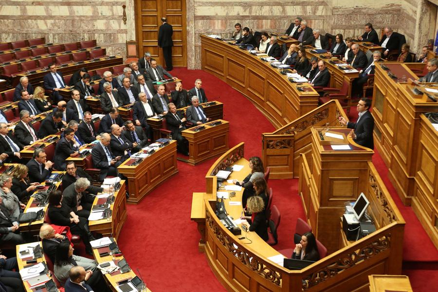 Live: Η «μάχη» του πολυνομοσχεδίου στη Βουλή