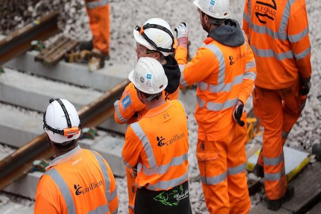 Κατέρρευσε μεγάλη βρετανική εταιρεία με 43.000 εργαζόμενους