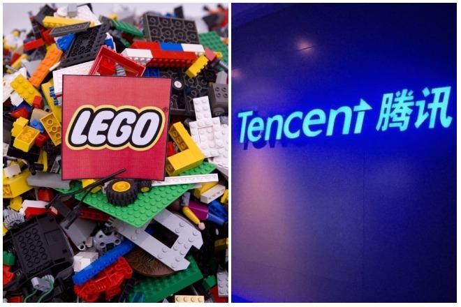 Η Lego ενώνει τις δυνάμεις της με τον κινεζικό κολοσσό του ίντερνετ Tencent