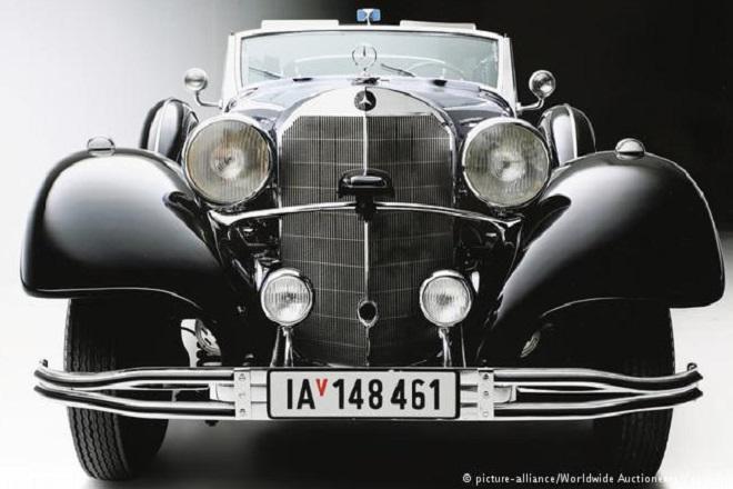 Αντιδράσεις προκαλεί η δημοπρασία του αυτοκινήτου του Χίτλερ