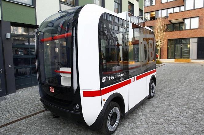 Το πρώτο ταξί χωρίς τιμόνι