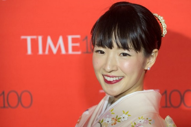 NEW YORK, NY - APRIL 26:  Author Marie Kondo attends the 2016 Time 100 Gala at Frederick P. Rose Hall, Jazz at Lincoln Center on April 26, 2016 in New York City.  (Photo by Mark Sagliocco/Getty Images)