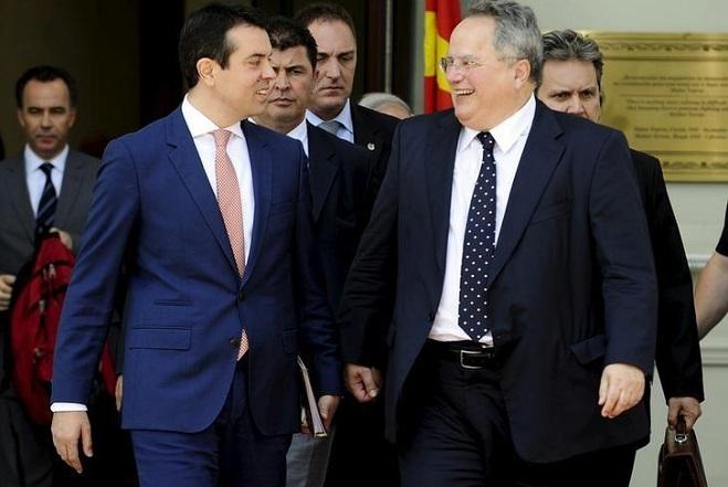 Επανέναρξη των διαπραγματεύσεων Ελλάδας – Σκοπίων – Νέα πρόταση από τον Νίμιτς