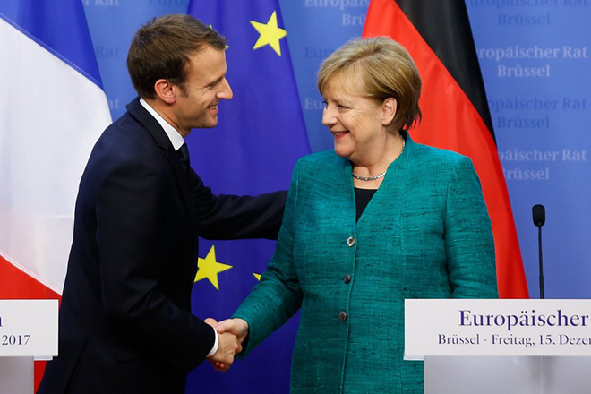 Εκεί που συναντιούνται Γερμανοί και Γάλλοι για το μέλλον της Ευρώπης