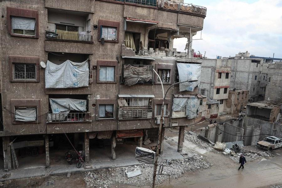 Σφοδροί τουρκικοί βομβαρδισμοί σε συριακά εδάφη που ελέγχουν Κούρδοι