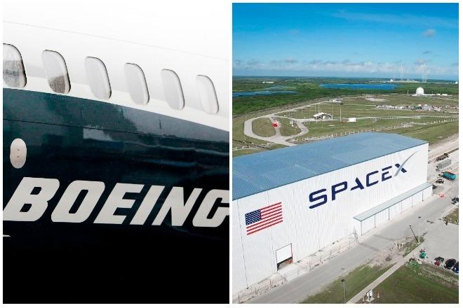 Συμφωνία SpaceX και Boeing για επανδρωμένες διαστημικές αποστολές