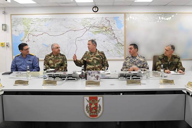 Turkish army preparing for Syria operation