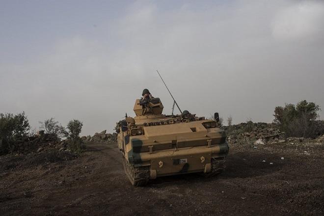 Ρωσία και Τουρκία ξεκινούν κοινές περιπολίες στην Ιντλίμπ της Συρίας
