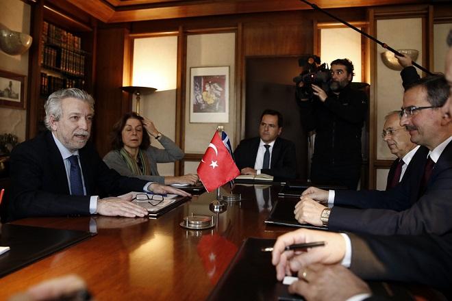 Κοντονής: Δεν τίθεται θέμα έκδοσης των οκτώ Τούρκων αξιωματικών