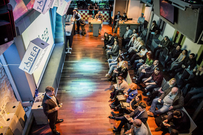 H «TOBEA» θα εκπροσωπήσει την Ελλάδα στον διαγωνισμό «Chivas Venture»