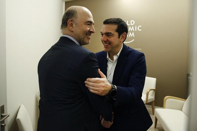 Μοσκοβισί: Η Ελλάδα περνά σε νέα φάση εμπέδωσης της εμπιστοσύνης και της αξιοπιστίας
