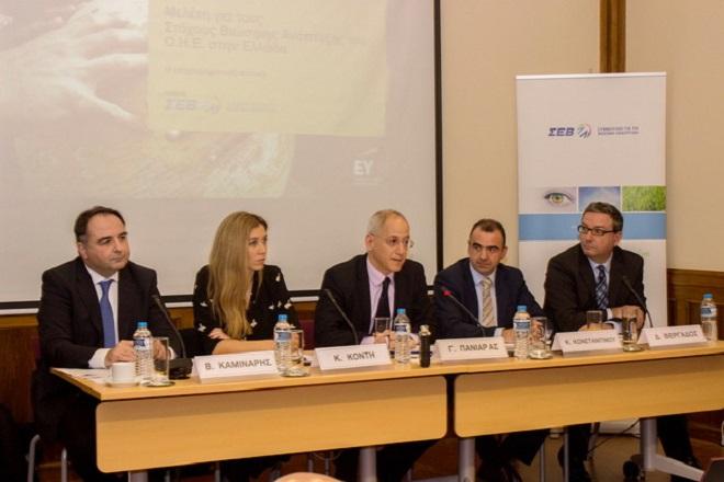 ΣΕΒ: Ουραγός η Ελλάδα στην επίτευξη των Στόχων Βιώσιμης Ανάπτυξης