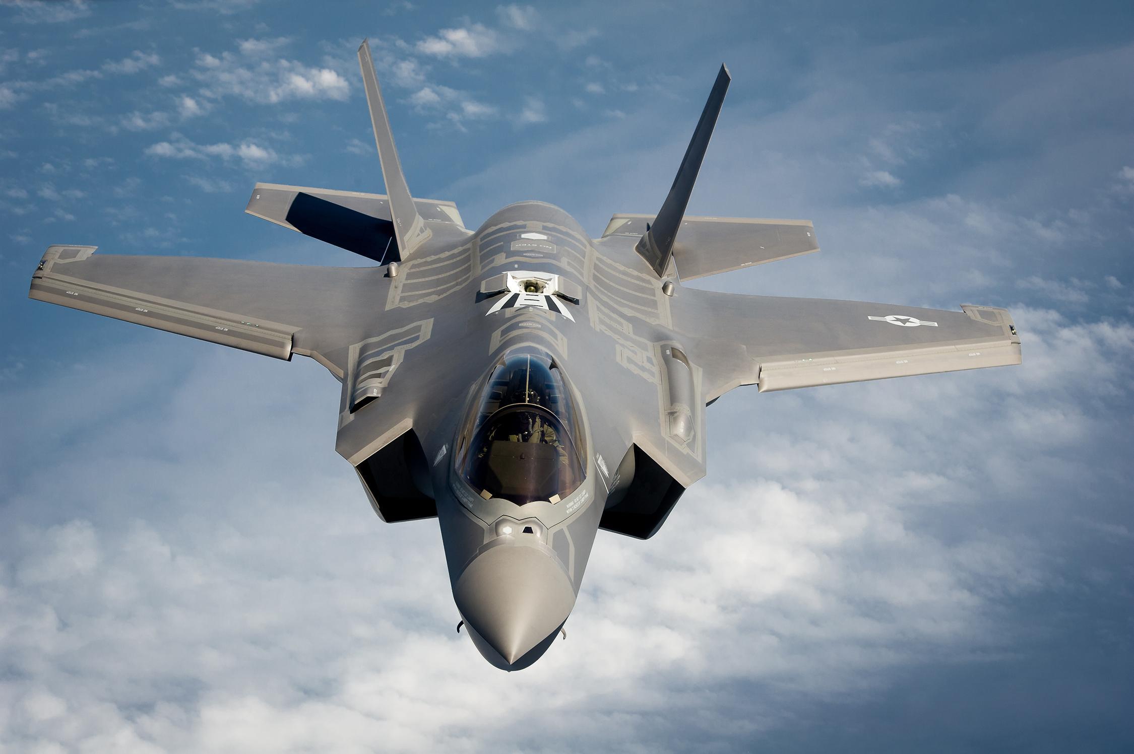 Το τεράστιο κόστος των μαχητικών F35 και το πρόβλημα των ΗΠΑ