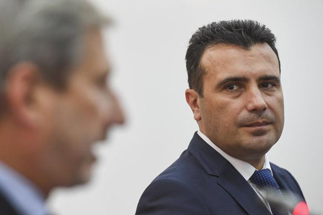 Σε πλήρη πολιτική εγρήγορση και τα Σκόπια για τις διαπραγματεύσεις με την Ελλάδα