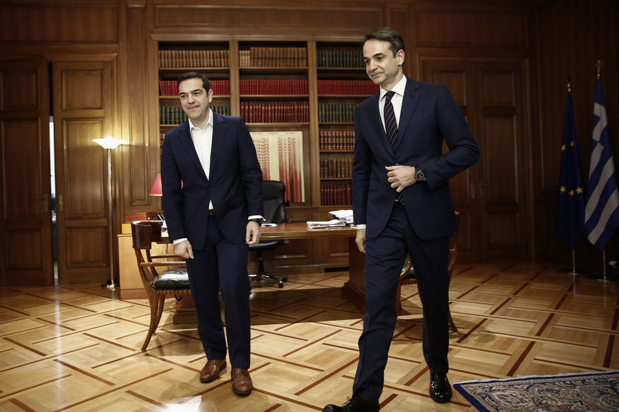 Η ώρα των πολιτικών αρχηγών για το Μακεδονικό