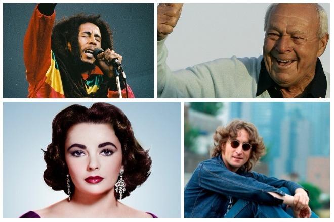 Οι διάσημοι που κερδίζουν εκατομμύρια – Ακόμη και μετά τον θάνατό τους