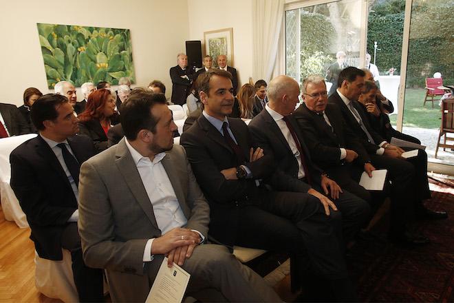 Βραβεία σε προσωπικότητες της Ελλάδας για την συμβολή τους στις Ελληνο-Ισραηλινές σχέσεις