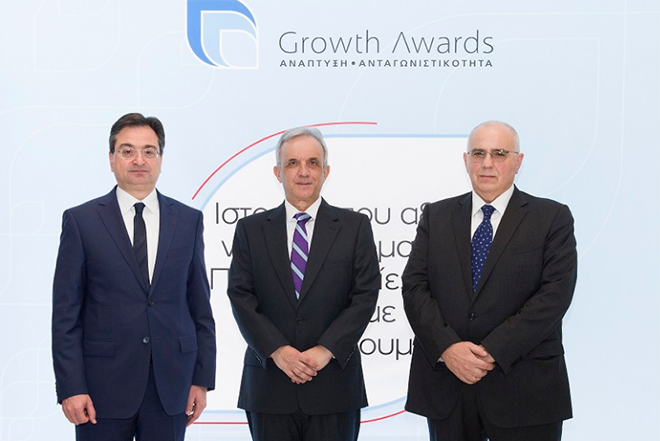 Growth Awards: Για δεύτερη χρονιά Eurobank και Grant Thornton τιμούν τους κορυφαίους