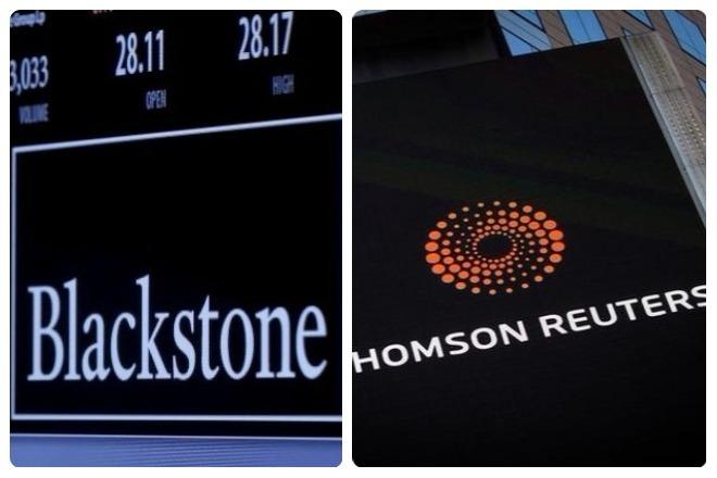 Έκλεισε το deal-μαμούθ 20 δισ. δολαρίων μεταξύ Blackstone – Thomson Reuters