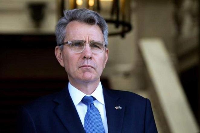 Τζέφρι Πάιατ: Οι ΗΠΑ παρακολουθούν στενά την υπόθεση των συλληφθέντων στρατιωτικών