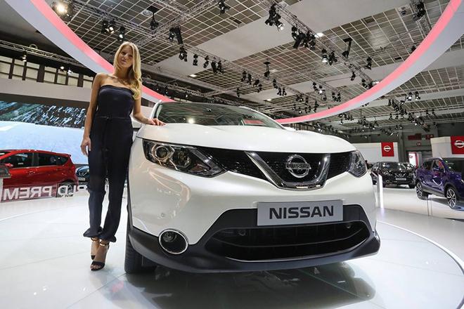 Ρεκόρ πωλήσεων της Nissan στην Ευρώπη με «ναυαρχίδα» το Qashqai