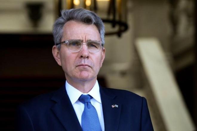 Τζ. Πάιατ για επίσκεψη Κυρ. Μητσοτάκη στον Λευκό Οίκο: Σπάνια έχω δει τόσο ενθουσιώδη υποδοχή σε ξένο ηγέτη