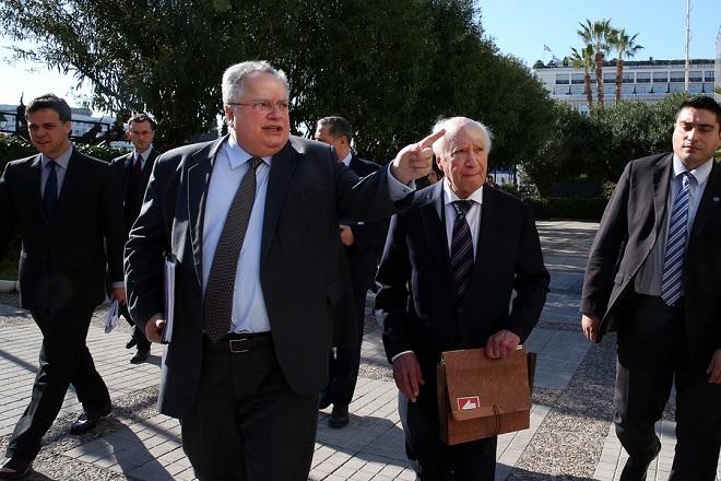 Επίπληξη Κοτζιά σε Νίμιτς: Δεν είναι αρμόδιος να μιλά για την πολιτική των Αθηνών