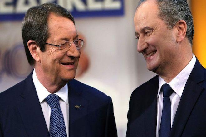 Εκλογές στην Κύπρο: Σήμερα η κρίσιμη μάχη μεταξύ Αναστασιάδη και Μαλά