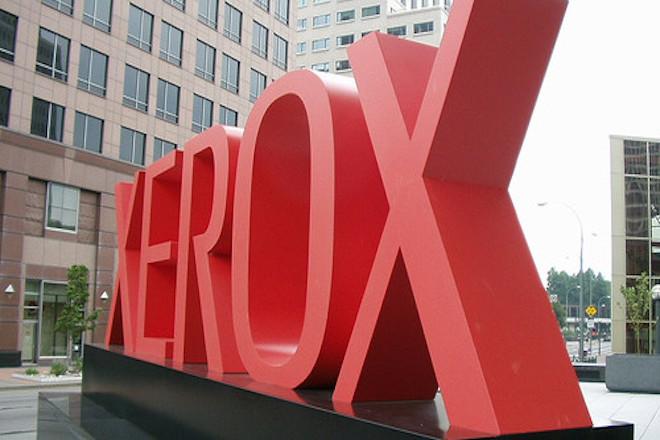 Country of the Year Award για την Xerox Hellas