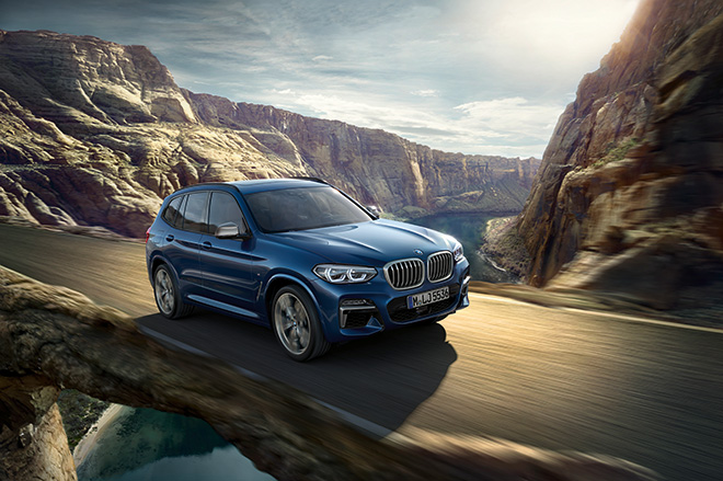 BMW X3: Σπορ και στυλ με αισθητική που συναρπάζει