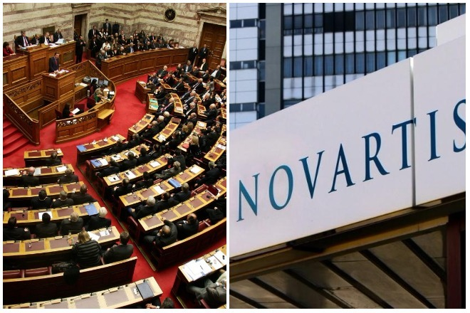 Novartis: Εμφανίστηκε ο «Σαράφης» – Καταθέτει τη Δευτέρα