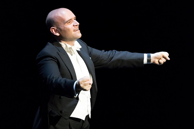 «Time's Up» και στον αυστηρό κόσμο της όπερας