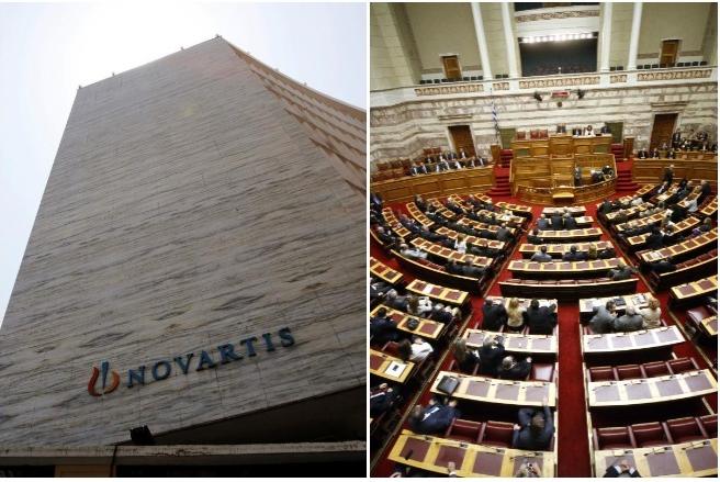 Aνεβαίνει ξανά το θερμόμετρο για τη Novartis: «Μετωπική» κυβέρνησης – Γεωργιάδη