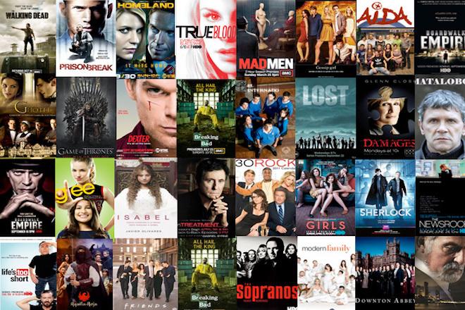 σειρες, αμερικανικές σειρες, tv series