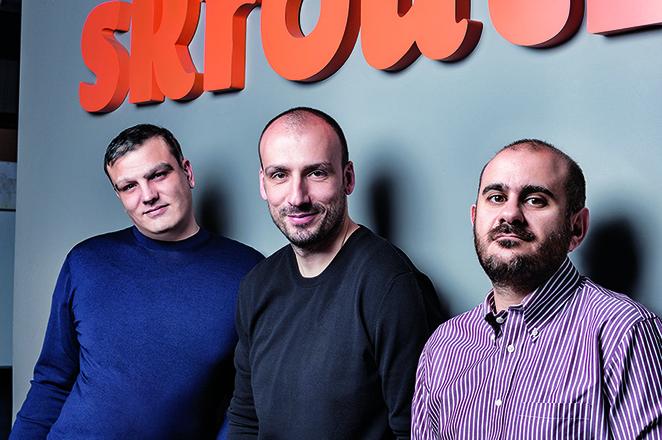 Τι δηλώνουν οι ιδρυτές του Skroutz.gr μετά τη εξαγορά των 10 εκατ. ευρώ
