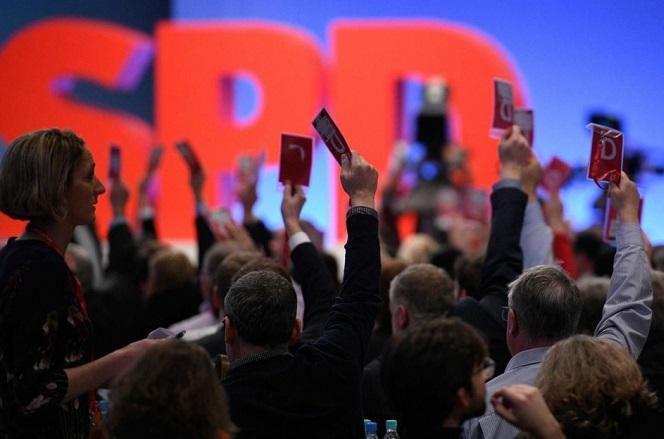 Η κρίσιμη απόφαση του SPD και τα σενάρια για «νέα Βαϊμάρη»