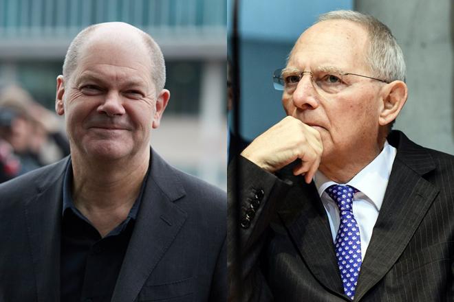 Σολτς VS Σόιμπλε: Τελείωσε η λιτότητα με μια αλλαγή υπουργού;