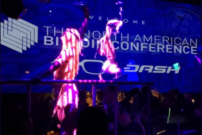 «Πάρτι δικτύωσης» των bitcoiners σε…στριπτιτζάδικο!