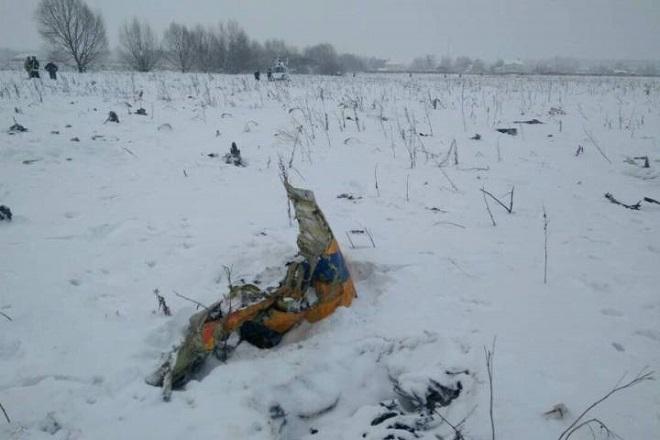 Αεροσκάφος της Saratov Airlines κατέπεσε στη Μόσχα – Νεκροί οι 71 επιβαίνοντες (Βίντεο)